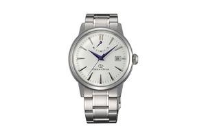 ORIENT STAR: Mechanical Classic Watch, Metal Strap - 38.5mm (AF02003W)