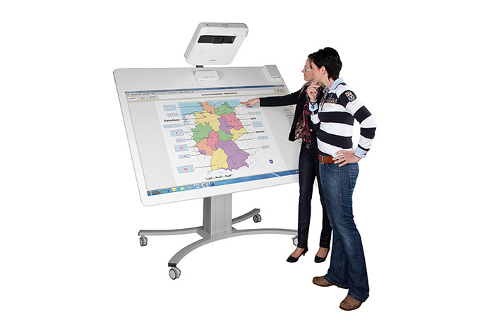 Motorized Interactive Table for BrightLink 1480Fi/1485Fi Series Projectors