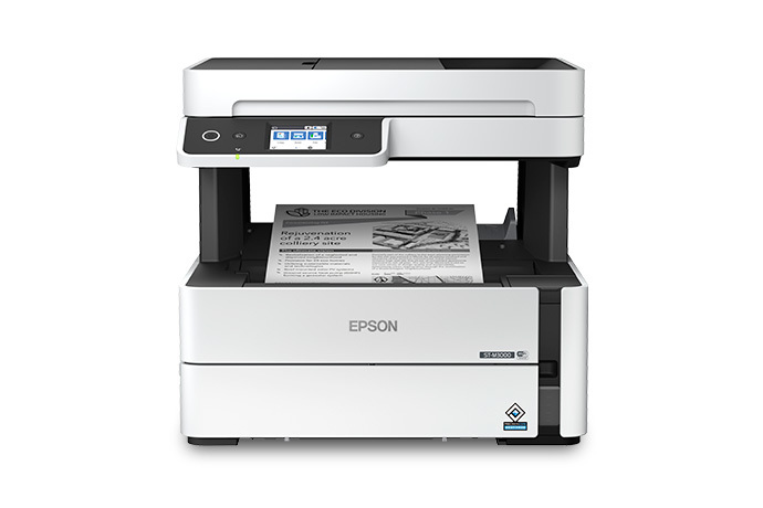 WorkForce ST-M3000 Monochrome MFP Supertank Printer