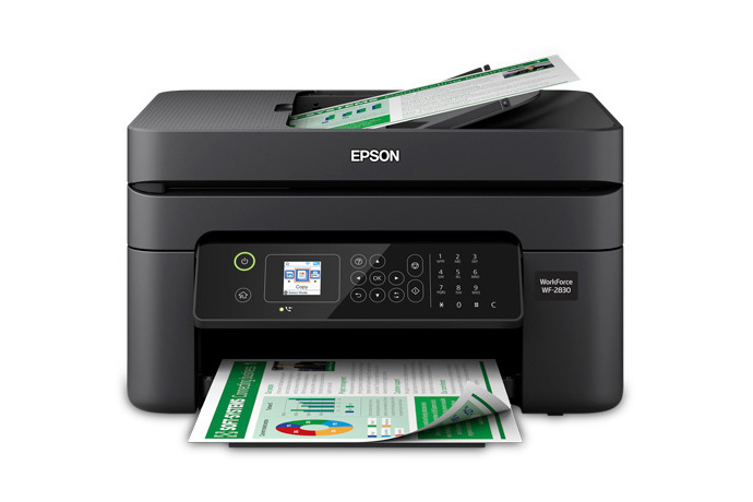 Epson WorkForce WF-2830 All-in-One Printer