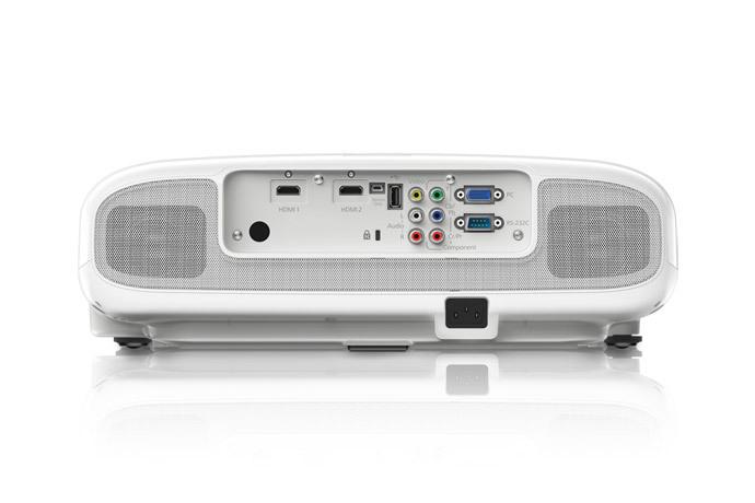 PowerLite Home Cinema 3020 3D 1080p 3LCD Projector - Refurbished