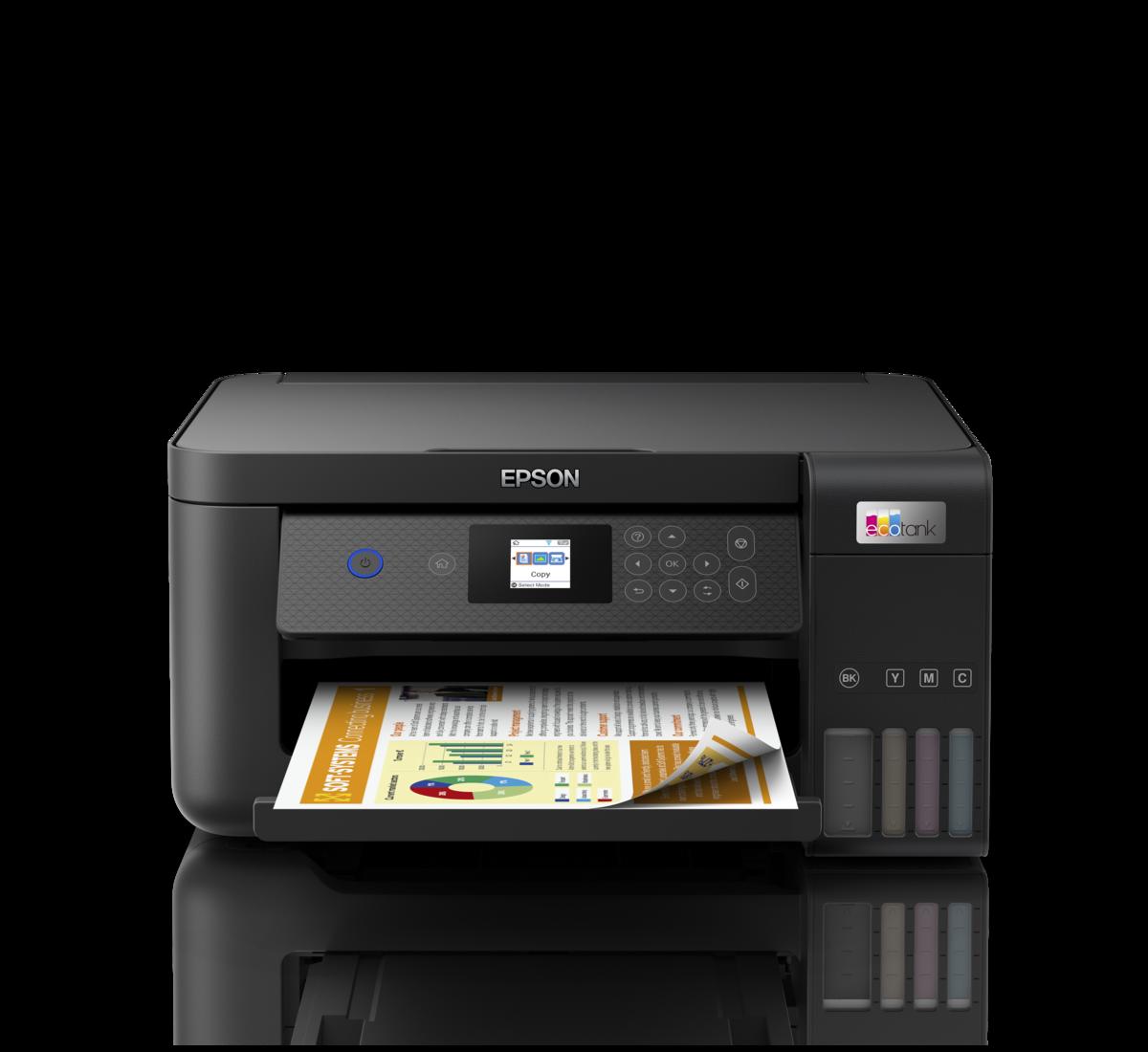 Impresora multifuncional Epson EcoTank L4260