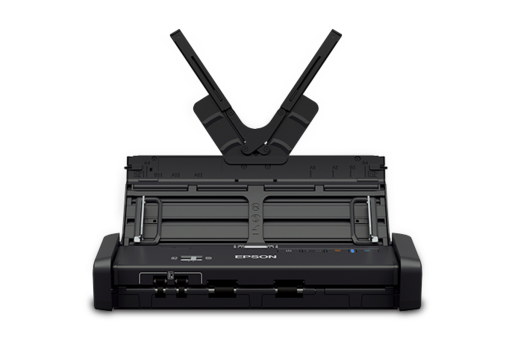 Epson ds-320 portable duplex document scanner with adf | mobile.