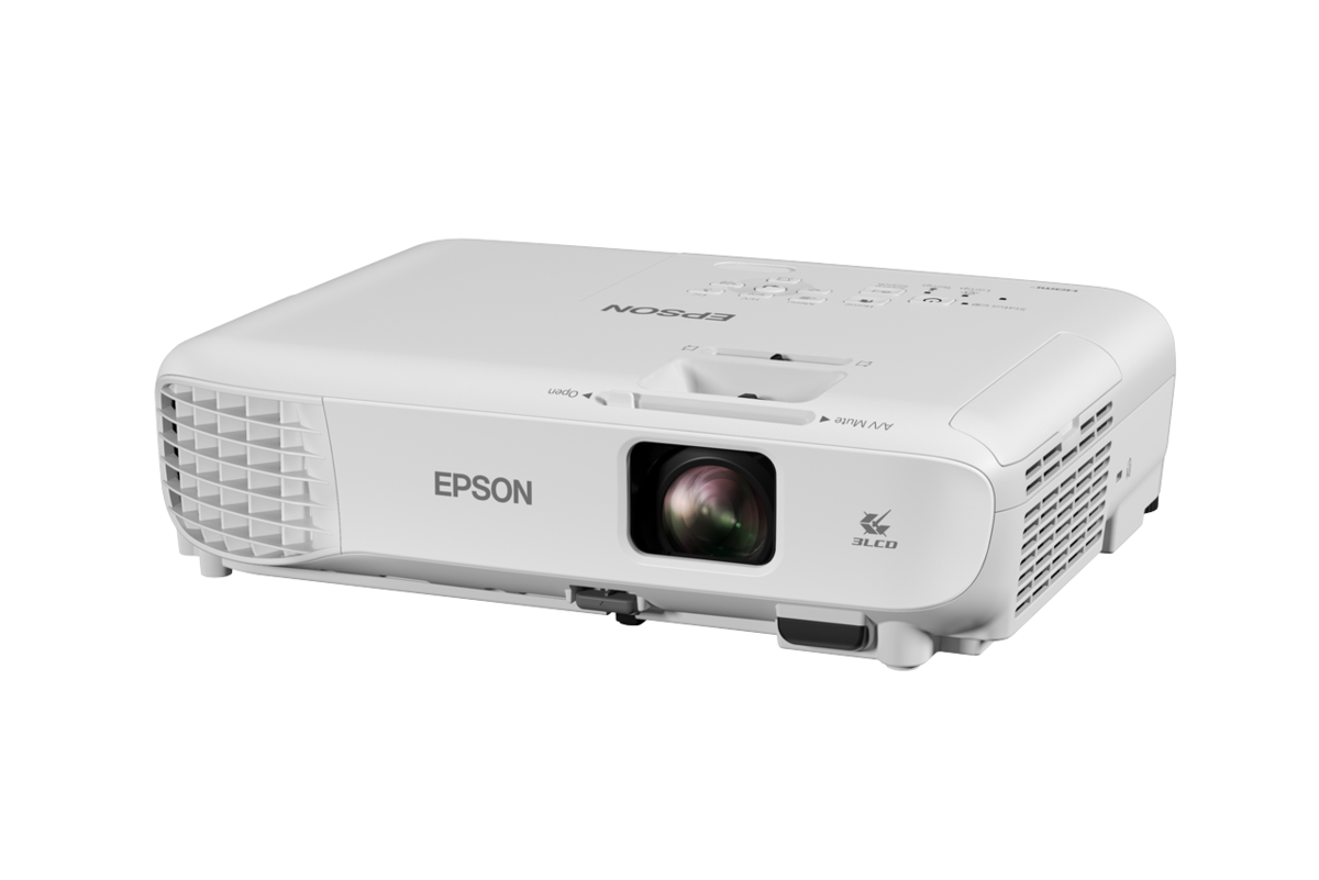Epson EB-X06 XGA 3LCD Projector