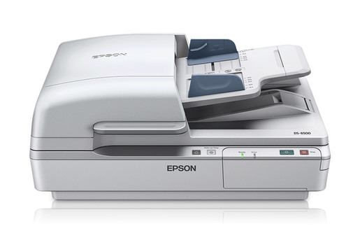 WorkForce DS-6500 Color Document Scanner - Refurbished