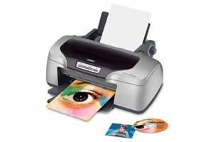 Epson Stylus Photo R800 Ink Jet Printer