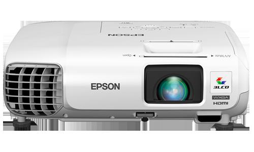 Projetor Epson PowerLite W29
