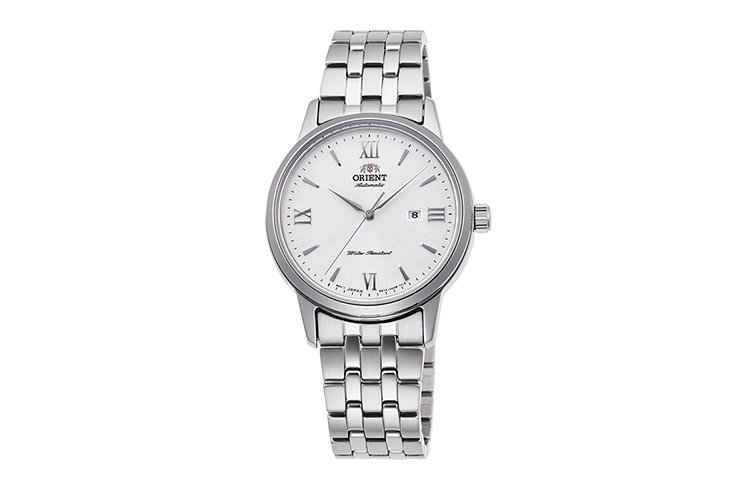 ORIENT: Mechanical Contemporary Watch, Metal Strap - 32.0mm (RA-NR2003S)