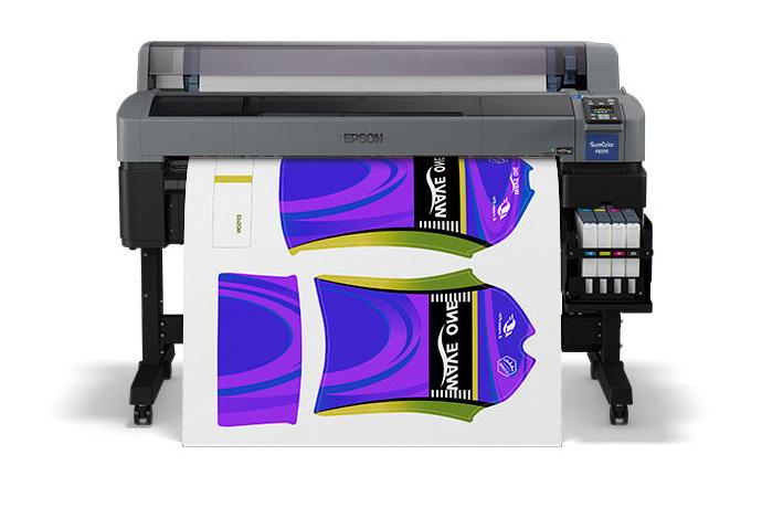 SureColor F6370 44″ Dye-Sublimation Production Edition Printer