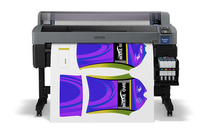 SureColor F6370 44″ Dye-Sublimation Production Edition Printer