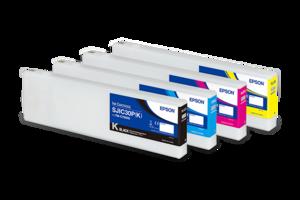 Cartuchos Epson SJIC30P para ColorWorks C7500G