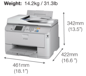 Epson WorkForce Pro WF-5621
