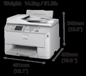 Epson WorkForce Pro WF-5621