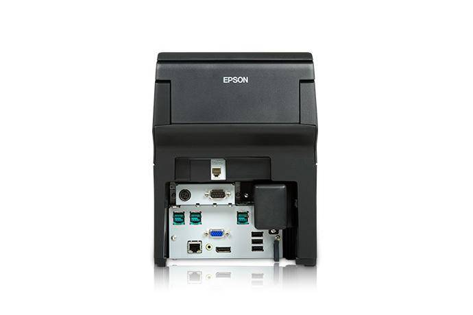 OmniLink TM-H6000IV-DT Intelligent Printer
