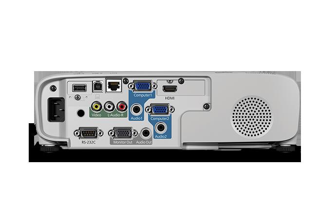 PowerLite X39 XGA 3LCD Projector