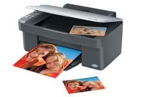 Epson Stylus CX3800 All-in-One Printer