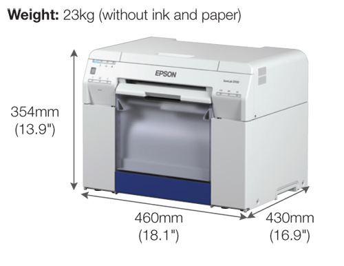 Epson SureLab SL-D700 MiniLab Production Printer