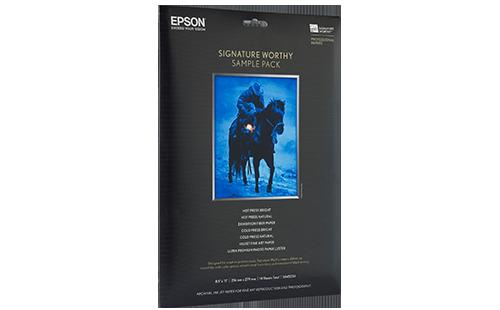 Epson Signature Worthy Sample Pack