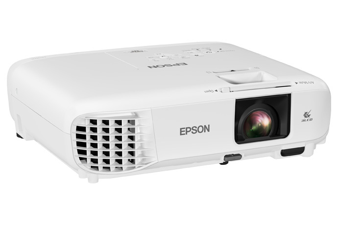 PowerLite X49 3LCD XGA Classroom Projector with HDMI