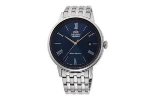 ORIENT: Mechanical Contemporary Watch, Metal Strap - 42.4mm (RA-AC0J03L)