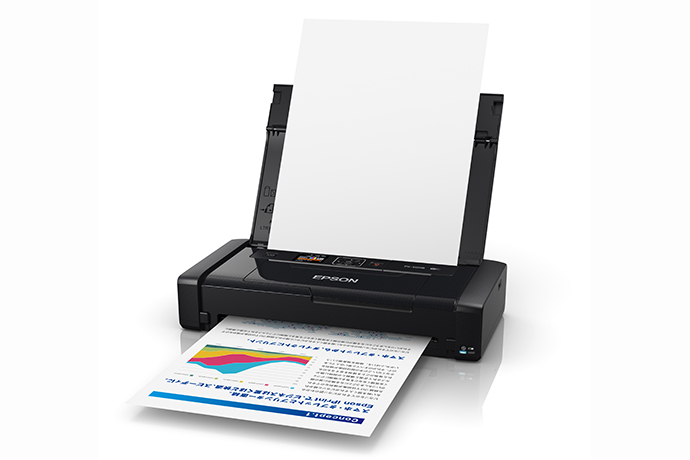 Epson WorkForce WF-100 Wireless Portable Printer