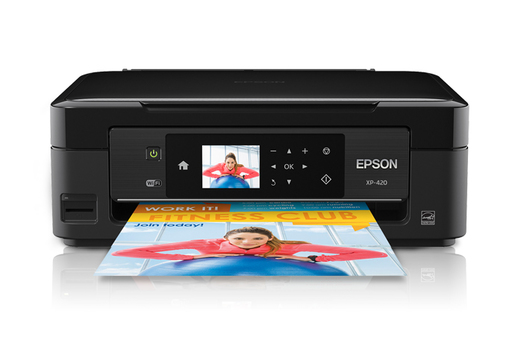 Expression Home XP-420 Small-in-One All-in-One Printer