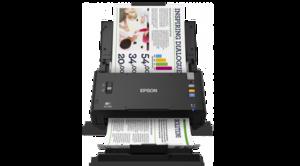 Escáner de documentos Inalámbrico Epson WorkForce DS-560