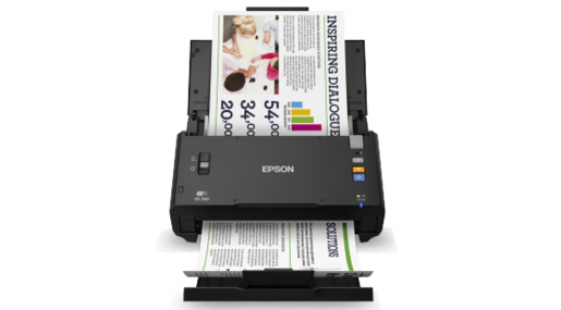 Escáner de documentos Inalámbrico Epson WorkForce DS-560