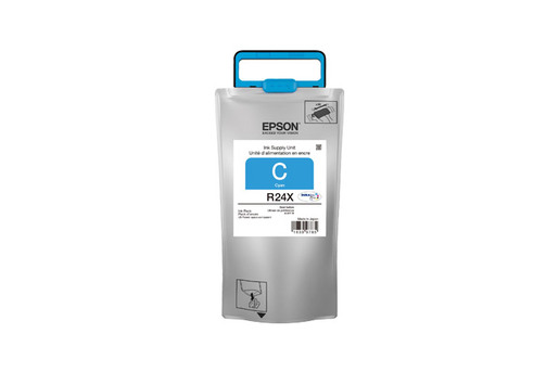 Bolsas de Tinta Cian Epson R24X