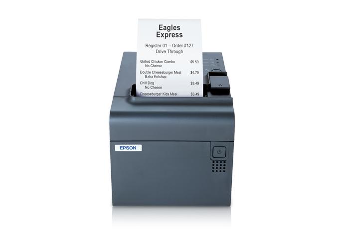 TM-L90 Liner-free Compatible Label Printer