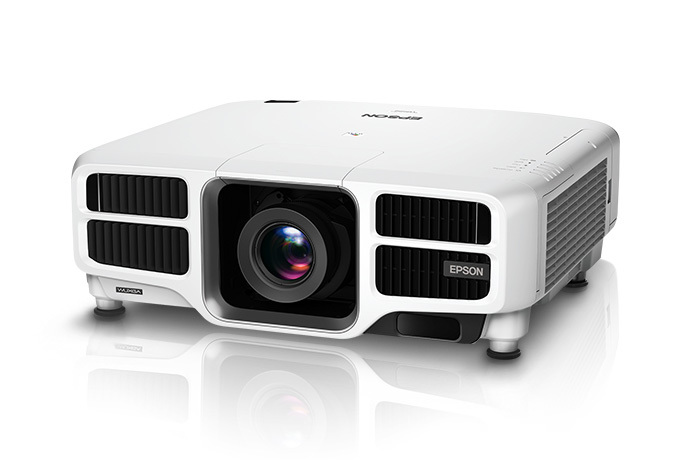 Pro L1200UNL Laser WUXGA 3LCD Projector with 4K Enhancement without Lens