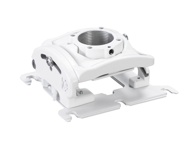 CHF1000 Projector Ceiling Mount Kit White Projector Options