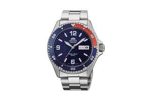 ORIENT: Mechanical Sports Watch, Metal Strap - 41.5mm (AA02009D)