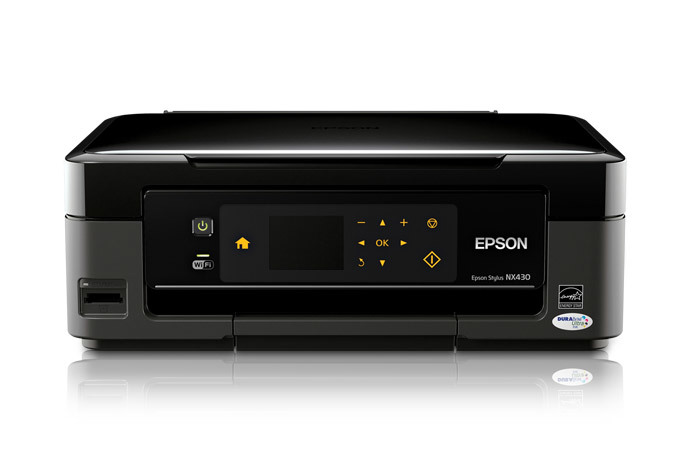 epson stylus nx430 small-in-one all-in-one printer | inkjet