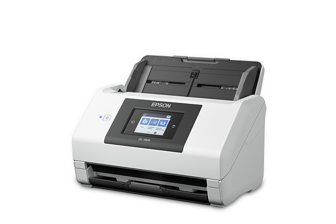 Scanner Colorido de Documentos Epson DS-780N