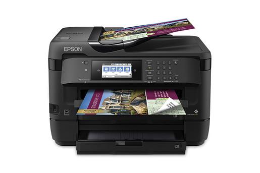Epson WF-7720 Printer