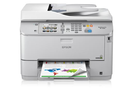 WorkForce Pro WF-5620 Network Multifunction Color Printer - Refurbished