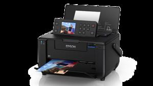 Epson PictureMate PM-520 Photo Printer