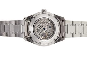 Orient Star: Mecanice Clasice Ceas, Piele Şnur - 38.5mm (AF02001S)