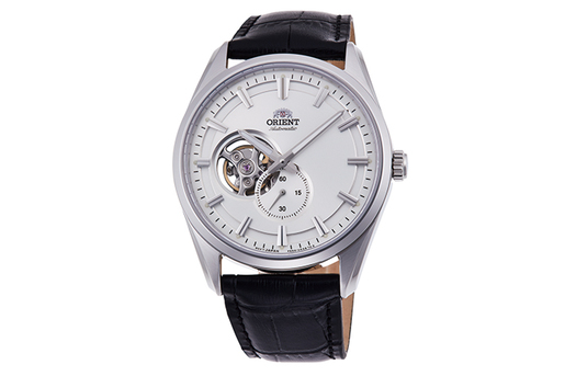 Mechanical Contemporary Watch, Leather Strap - 40.8mm (RA-AR0004S)