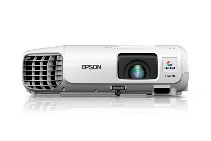 PowerLite S27 SVGA 3LCD Projector