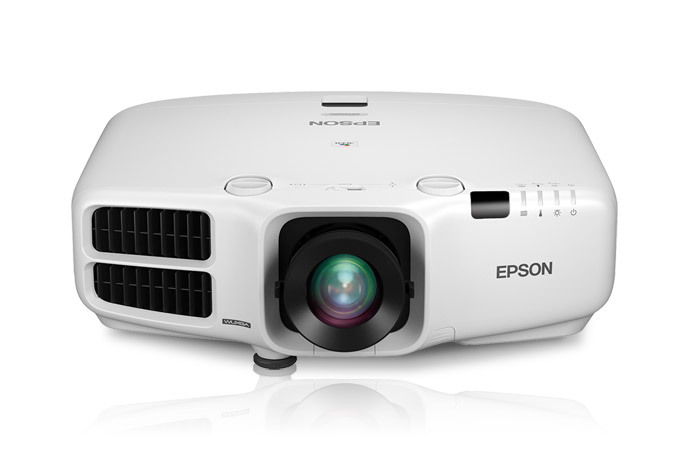 PowerLite Pro G6750WUNL WUXGA 3LCD Projector without Lens
