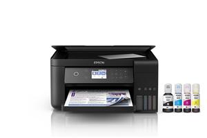 Impresora Multifuncional Epson EcoTank L6161