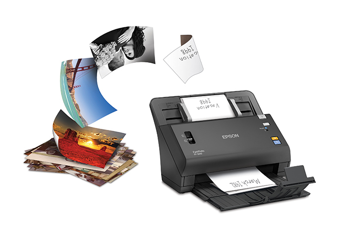 FastFoto FF-640 High-speed Photo Scanning System - Refurbished