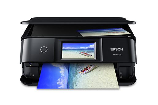 Expression Photo XP-8600 Printer