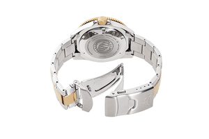 ORIENT: Mechanical Sports Watch, Metal Strap - 44.0mm (RA-AA0917B) Asia Limited