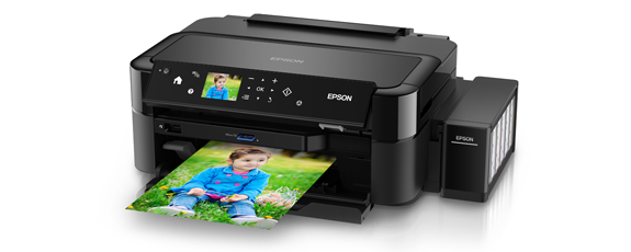 Epson L810 Ink Tank System Printer Photo Printers