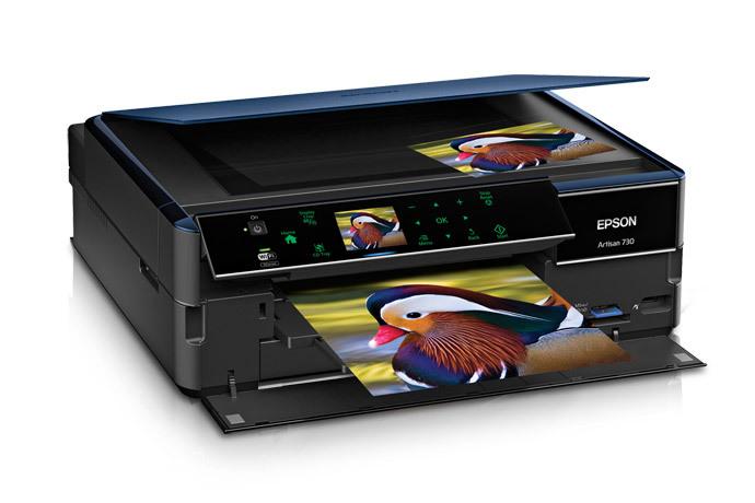 epson artisan 730 all in one printer inkjet printers for home rh epson com Epson Artisan 730 Help epson artisan 730 printer driver download