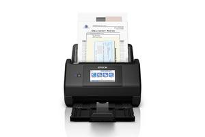 Epson WorkForce ES-580W A4 Duplex Sheet-fed Document Scanner