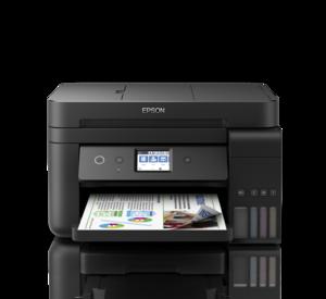 EcoTank L6190 Wi-Fi Duplex Multifunction InkTank Printer with ADF